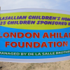 Ahilan Foundation's latest project is constructing a dormitory for 50 children from Kantharuban Illam.