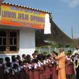 Ahilan Foundation has constructed a children's home to provide accomodation for 40 children in Chettipalayam,Batticaloa