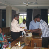 Ahilan Foundation has helped (25000 Rs) 30 first year Batticaloa Uuniversity  students who entered from Vanni camps.